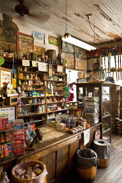 The Gathering Place The Country Store Tom Poland A