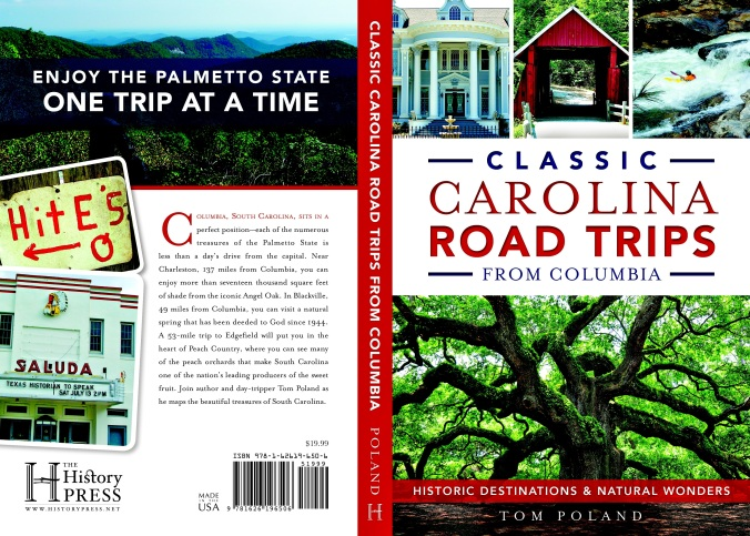 Classic Carolina Road Trips Cover 2