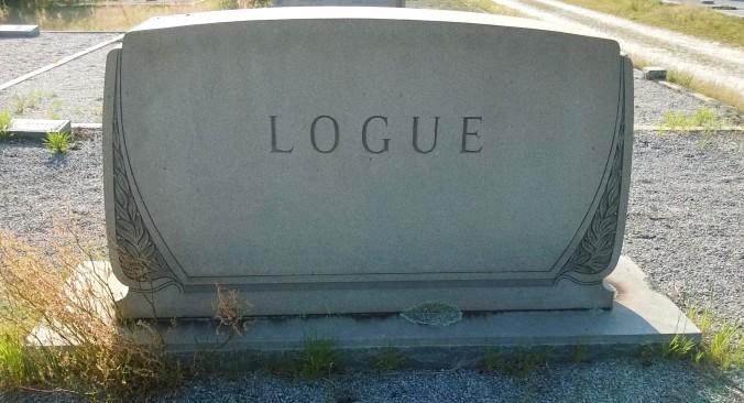 logue-grave