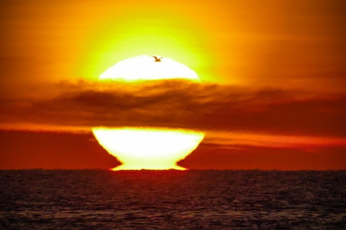 the sun ball
